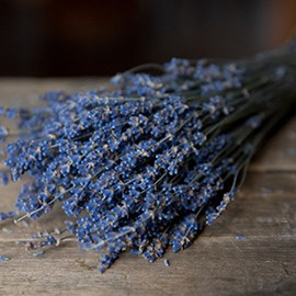 Dried Lavender Bouquet – Wrapped