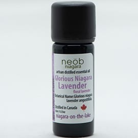Glorious Niagara Lavender Essential Oil