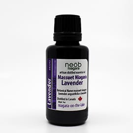Massuet Niagara Lavender Essential Oil 30ml