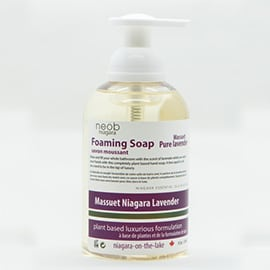 Massuet Lavender Foaming Soap 250ml