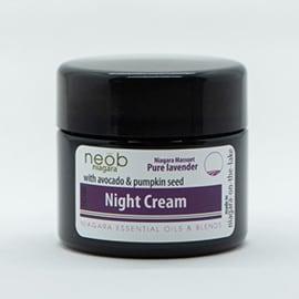 Massuet Niagara Lavender Night Cream