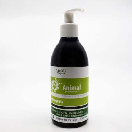 Lemongrass Pet Wash 250ml