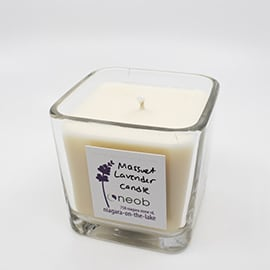 Massuet Lavender Square Candle