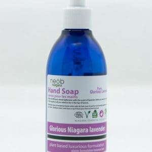 Glorious Niagara Lavender Hand Soap 250ml