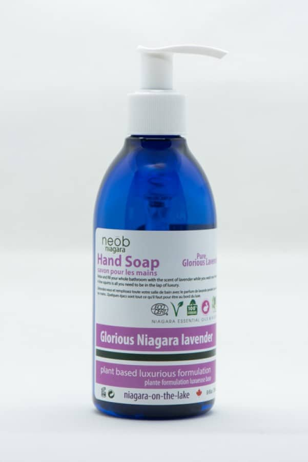 Glorious Niagara Lavender Hand Soap 250ml