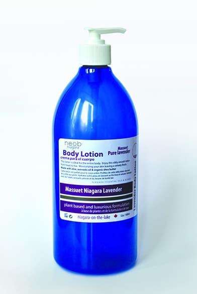 Massuet Niagara Lavender Body Lotion 1L