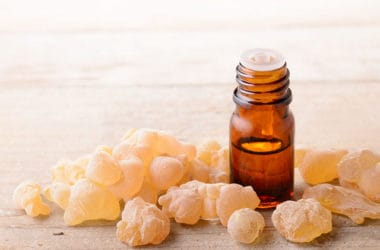 Frankincense Essential Oil and Resin