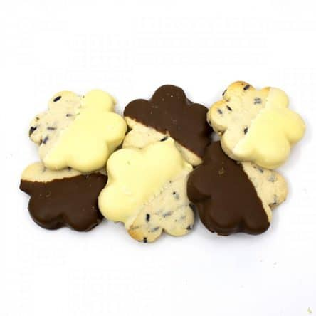 Shortbread 6pk CHOCOLATE DIPPED