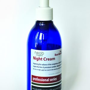 Rose Geranium Night Cream Pro 250ml