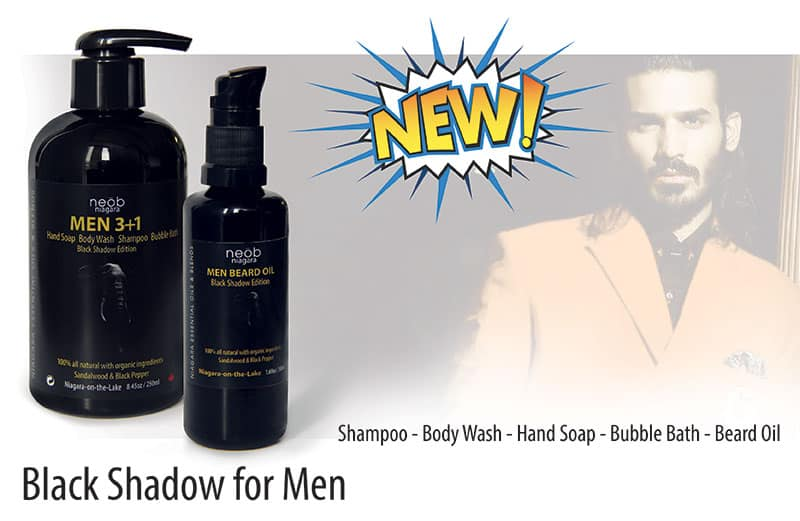 Black Shadow for Men