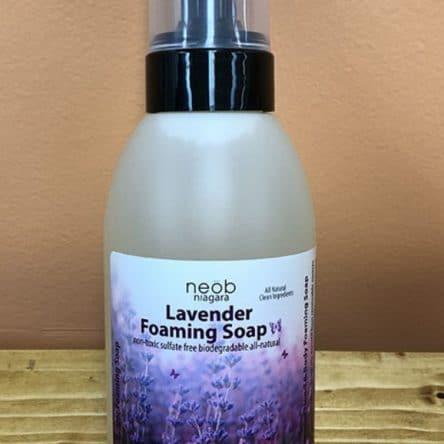 Lavender Foaming Soap 500ml