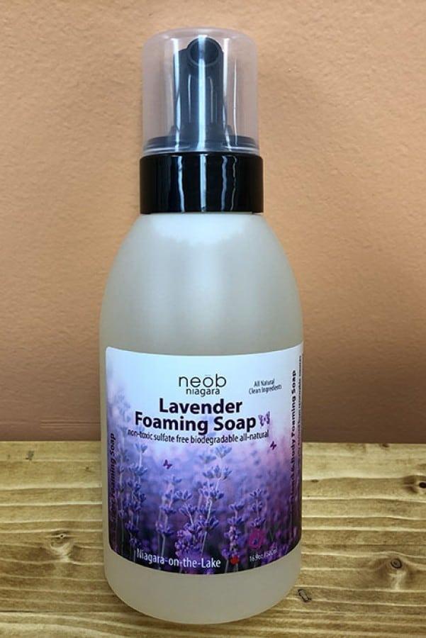 Lavender Foaming Hand Soap 500ml