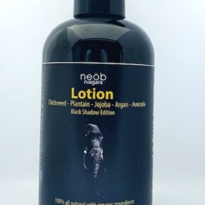 Black Shadow Body Lotion
