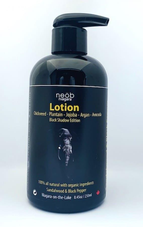 Black Shadow Body Lotion