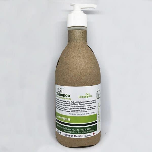 Lemongrass Shampoo 500ml