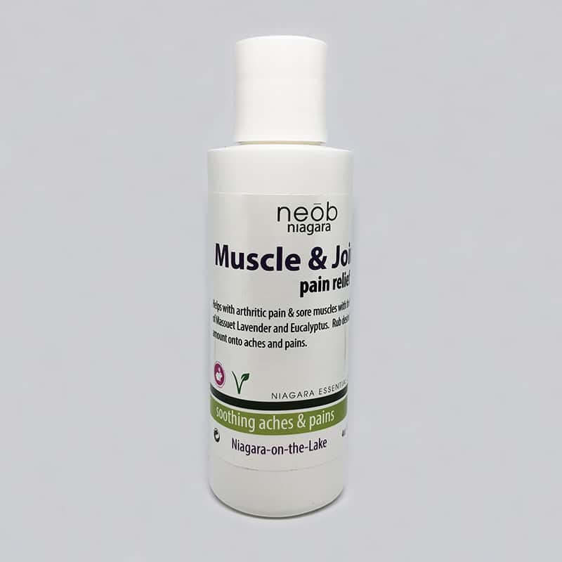 Aches and Pains Muscle and Joint Gel squeeze bottle