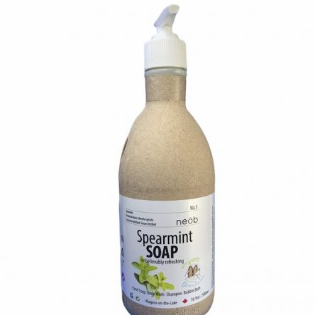 Spearmint Everything 3+1 500ml BROWN bottle