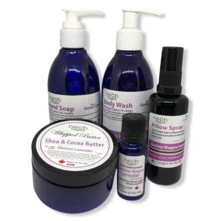 Love Glorious Lavender Box Set