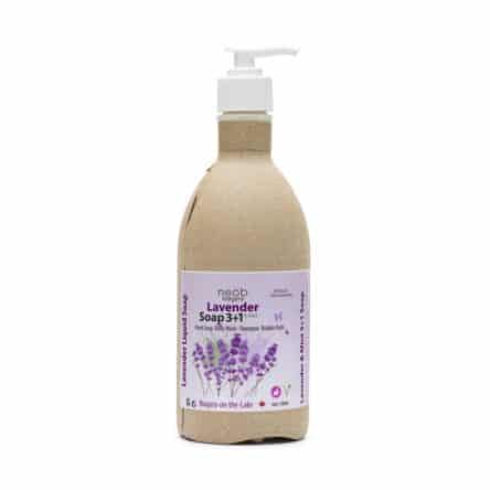 Lavender and Mint 3+1 500ml BROWN bottle