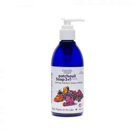 Patchouli 250ml 3+1 Liquid Soap