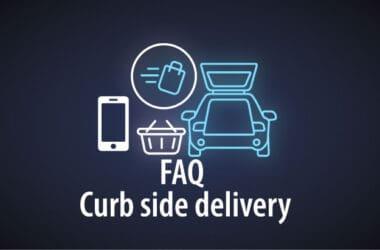 FAQ Curbside pickup